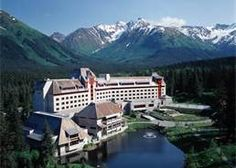 Alyeska Resort is a ski resort in Girdwood, Alaska, approximately 27 miles from the city of Anchorage. Mount Alyeska is part of the Chugach mountain range and the Alyeska Resort is the largest ski area in the state.