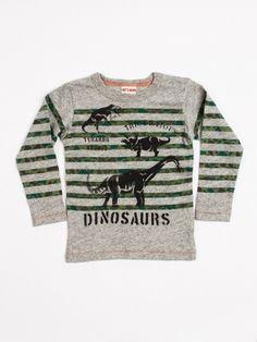 Dino Longsleeve by Bit'z kids - ShopKitson.com