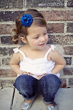 My (future) daughter will totally be this cute.