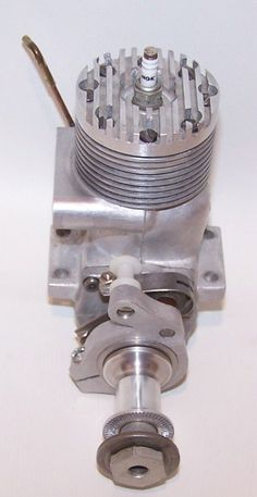 Vintage Rossi 60 Custom Spark Ignition Championship Model Airplane Engine | eBay