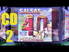 40 SALSAS PODEROSAS MAS #2 2009 CD MIX