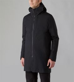 Patrol IS Coat Men's Definitive full coverage, cold, wet weather protection. A highly versatile, three quarter length, waterproof GORE-TEX® ...