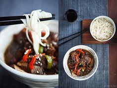 Korean Beef Stew with Soba Noodles / pepper.ph