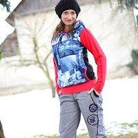 - kalhoty - jeans majerky / Zboží prodejce majerKa | Fler.cz Motorcycle Jacket, Graphic Sweatshirt, Sweatshirts, Sweaters, Jackets, Fashion, Down Jackets, Moda, Sweater