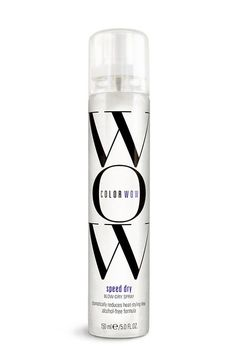 Hybrid Stylers Make Bad Hair Days A Thing Of The Past #refinery29 Blowdry spray $24 Ulta http://www.refinery29.com/hybrid-hair-products#slide10  A few shots of this blowdry spray to wet hair not only cut our drying time by five minutes, but it also produced smooth, shiny hair with zero frizz.