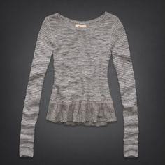 Bettys Scripps Pier Sweater | Bettys Sweaters | HollisterCo.com
