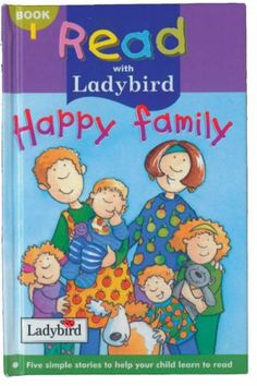 Happy Family (Read with Ladybird) on TheBookSeekers.