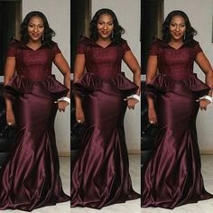 Top Ten Most Wanted Aso Ebi Style For Ladies  Dabonke