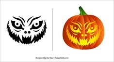 Scary Pumpkin Carving Stencils | ... Scary-Pumpkin-Carving-Patterns-Ideas-Scary-Pumpkin-Carving-Stencils-3