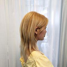 Hair Inspo, Hair Inspiration, Korean Haircut, Haircuts Straight Hair, Medium Hair Styles, Long Hair Styles, Mullet Hairstyle, Shot Hair Styles, Hair Color And Cut