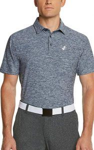 Jolt Gear Golf Shirts Men - Dry Fit Short-Sleeve Polo, Athletic Casual Collared T-Shirt Mens Golf Outfit, Shirt Outfit, T Shirt, Golf Polo Shirts, Golf Fashion, Ladies Golf, Athletic Shorts, Workout Shorts, Casual