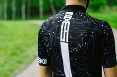 53x11 Cycling Kit @ www.53x11.pl #cycling #kit #fashion #jersey #bibs #design