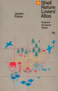 Shell nature lovers' atlas