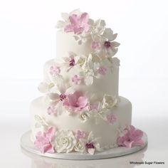 Cake Kit Edible Decorations Gum Paste Flowers Pre Made Wedding Cake Fresh Flowers, Floral Wedding Cakes, Fruit Wedding, Cake Wedding, Cake Decorating Kits, Birthday Cake Decorating, Decorating Supplies, Wedding Cake Decorations, Wedding Cake Toppers