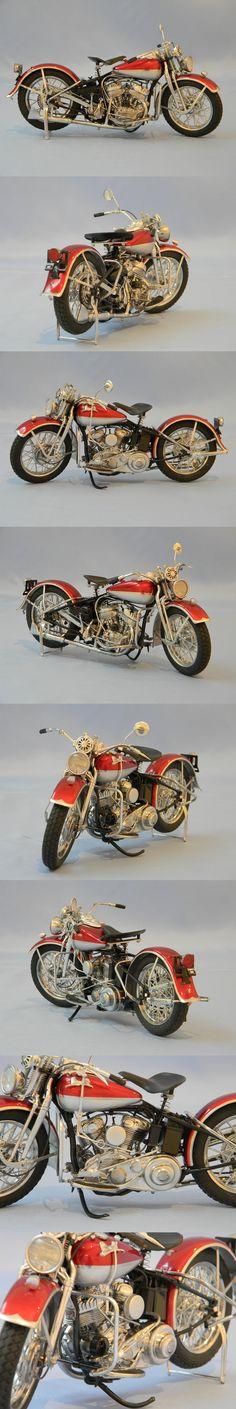 Harley Davidson 19 Italeri