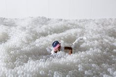 Giant Ball Pit for Grown-Ups Opens to the Public in Washington, D.C. | Vanity Fair