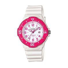 Casio Women's Classic Watch, White