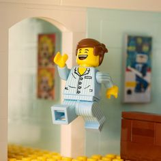 Who's excited about the LEGO Movie. - You are never too old for Lego ! Lego Film, Lego Movie, Legos, La Grande Aventure Lego, Figurine Lego, Incredible Film, Lego Boards, Lego People, Everything Is Awesome