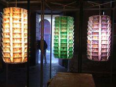 Lampadari Di Carta On Line : Fantastiche immagini su idee per l illuminazione lampade da