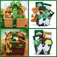 Lauras Crafty Life: St. Patrick's Day Basket Giveaway