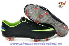 6c66d1b10c7 Nike Mercurial Vapor VIII FG Cristiano Ronaldo Noir Vert FT7000 Cheap  Soccer Cleats