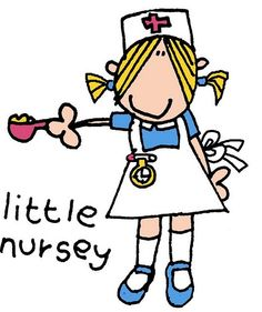 I was called this A LOT when I was a Nurse at 19 to 20 something!! I was so young! jwt