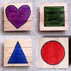 more puzzle blocks