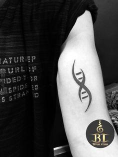 Done DNA Tattoo by Tanadol(www.bt-tattoo.com) #bttattoothailand #bttattoo #bangkoktattoo #thailandtattoo #bangkoktattoostudio #bangkoktattooshop #thailandtattooshop #thaitattoo