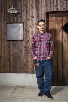 ネルシャツ メンズ コーデ - Yahoo!検索(画像) Fasion, Men's Fashion, Fashion Trends, Flannel Shirts, Yahoo, Men's Style, Street Styles, Street Wear, Button Down Shirt
