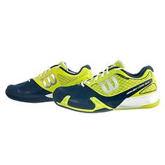 Scarpe da Tennis Wilson Rush Pro 2.0 Clay Court