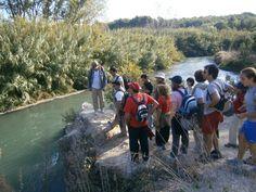 Vistas sobre el río Turia