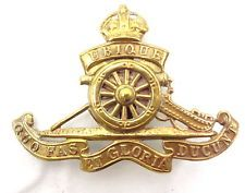 Royal Field Artillery Cap Badge, regiment of my paternal grandfather Webster in the Great War