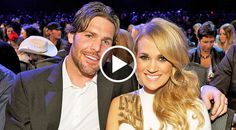 Carrie's husband Mike Fisher may be a hockey player, but he also knows a thing or two about singing country music...