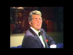 """Dean Martin - """"It's The Talk Of The Town"""" - LIVE - YouTube"""