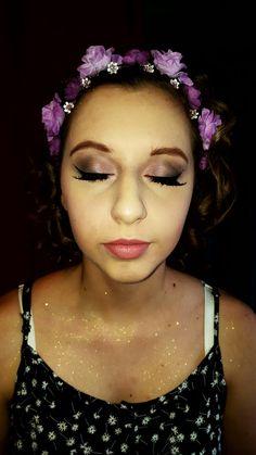 Matric Dance makeup