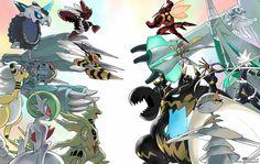 pokemon pokemon sun pokemon moon ultraentes megaevolucion