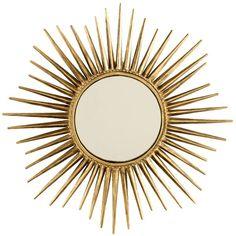 Sunburst Mirror #4 by Suzanne Kasler for Ballard Designs