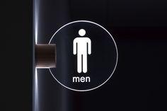 LEDトイレサインアクリル板 – Masahiro Minami Design