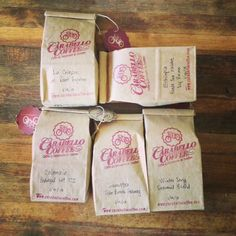 Carabello Coffee bags