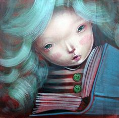 by Miguel Ángel Bethencourt  @lainitaylor this reminds me of both Karou and Clementine :)