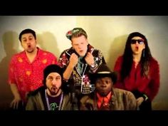 Macklemore and Ryan Lewis- Thrift Shop {Accepella Cover By Pentatonix}