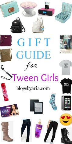 6b9e92a861b8 Best Popular Tween and Teen Christmas List Gift Ideas They ll Love
