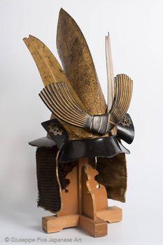 Nagaeboshi kawari kabuto | GIUSEPPE PIVA - Arte Giapponese