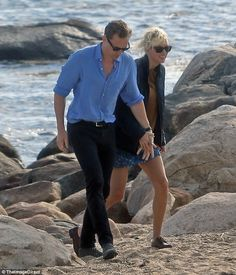 Admirer: Tom Hiddleston gushed that Taylor Swift was an 'absolute delight' in an interview conducted before they embarked on their romance