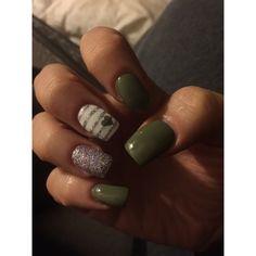 #nails #nail designs #green