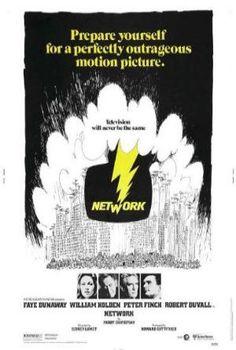 Network - Şebeke (1976) filmini 1080p kalitede full hd türkçe ve ingilizce altyazılı izle. http://tafdi.com/titles/show/491-network.html