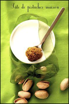 Pâte de pistaches maison : meilleure et moins cher!