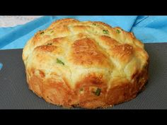 CHEESE BREAD Delicious Fluffy! - YouTube
