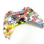Stylish Custom Upper Case Front Skin for Xbox One Controller