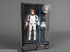 Star Wars Black Series #12 Luke Skywalker 6 Inch Action Figure Wave 8
